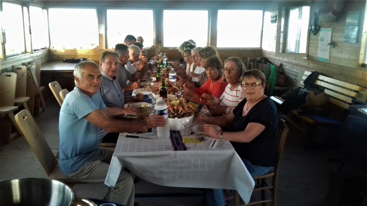 9 juin 2017 à la cabane Ricou