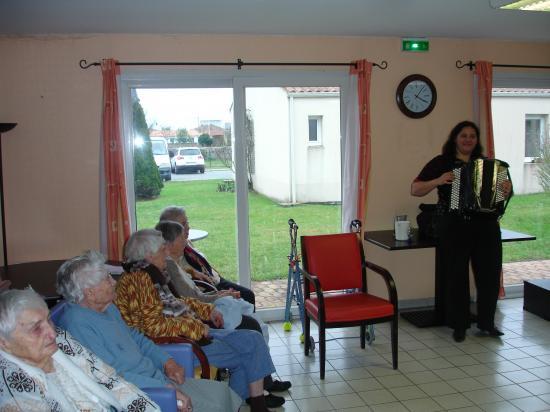Maison de retraite St Pierre
