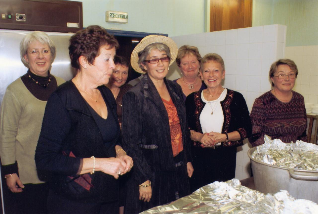 Soirée choucroûte 2007