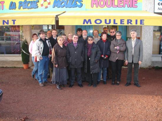 Les membres du Club - 15 décembre 2006